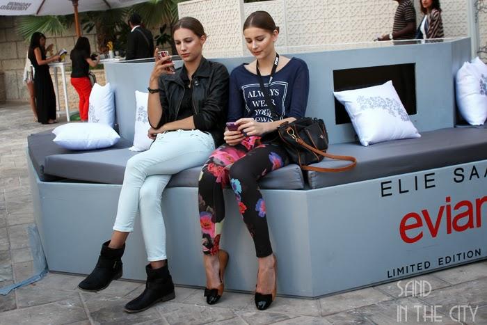 Street Style Fashion Forward Dubai Day 1 Sand In The