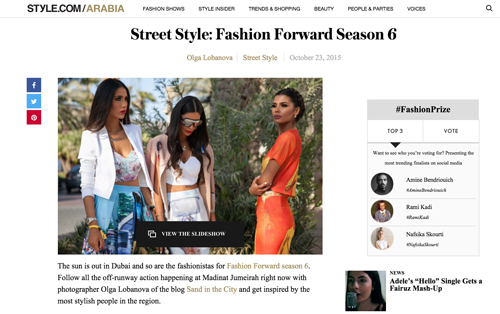 style.com arabia