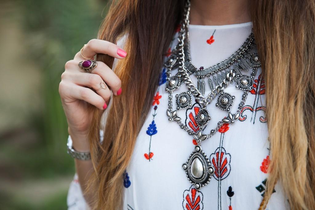 dubai street style blogger