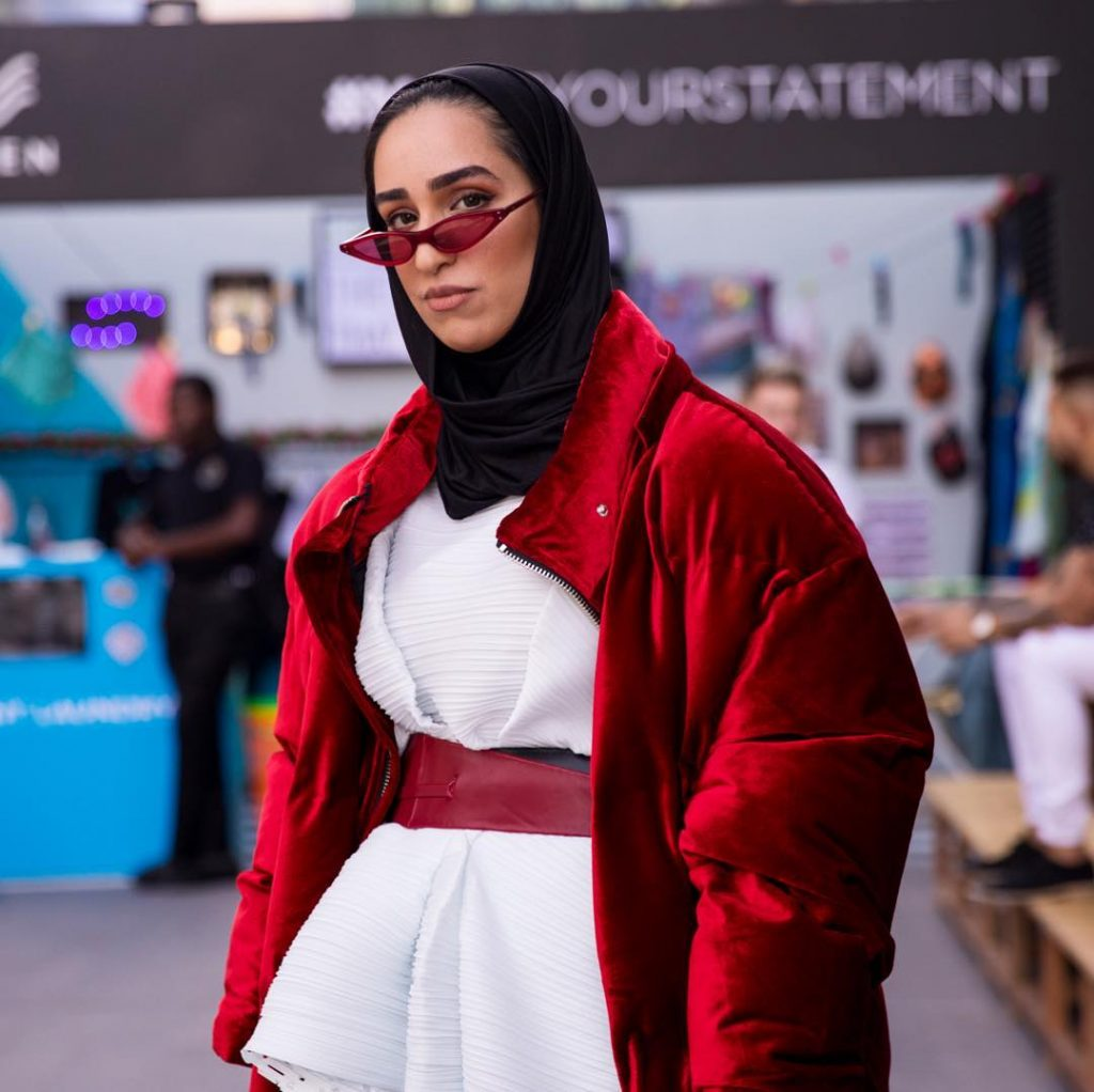 Inspiration for the winter days! thebronzelatte dubaifashion streetstyle streetfashion winterfashionhellip