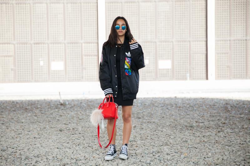 parvane fashion blogger dubai