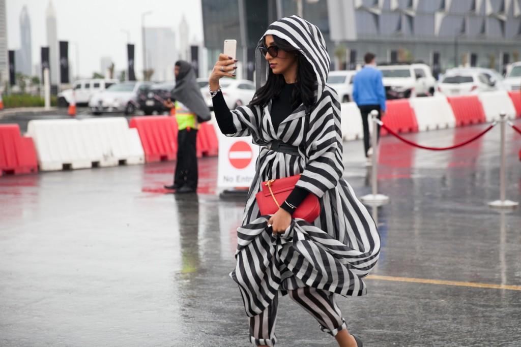 fashion forward dubai street style