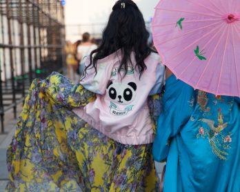 fashion forward street style
