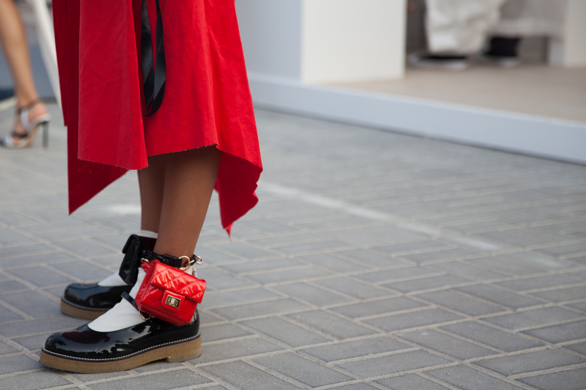 Accessories And Shoes Spotted At Fashion Forward Aw 2016