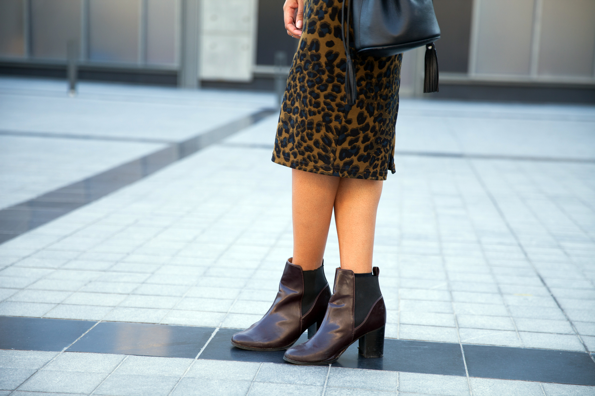 leopard print fashion trend