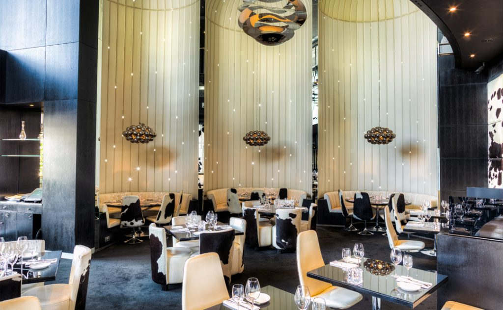 gaucho dubai restaurant