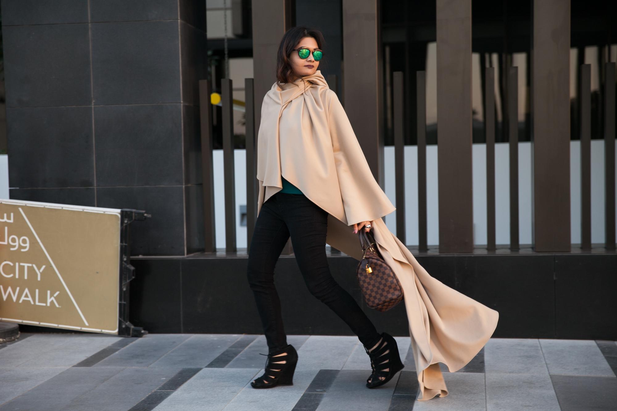 abaya designer in dubai