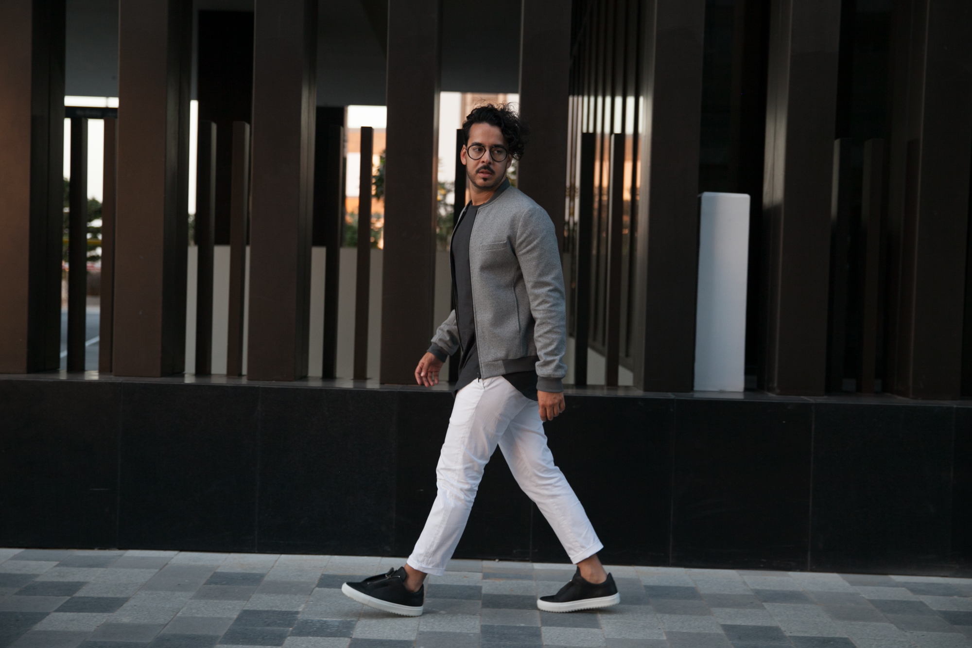 mens style blog in dubai