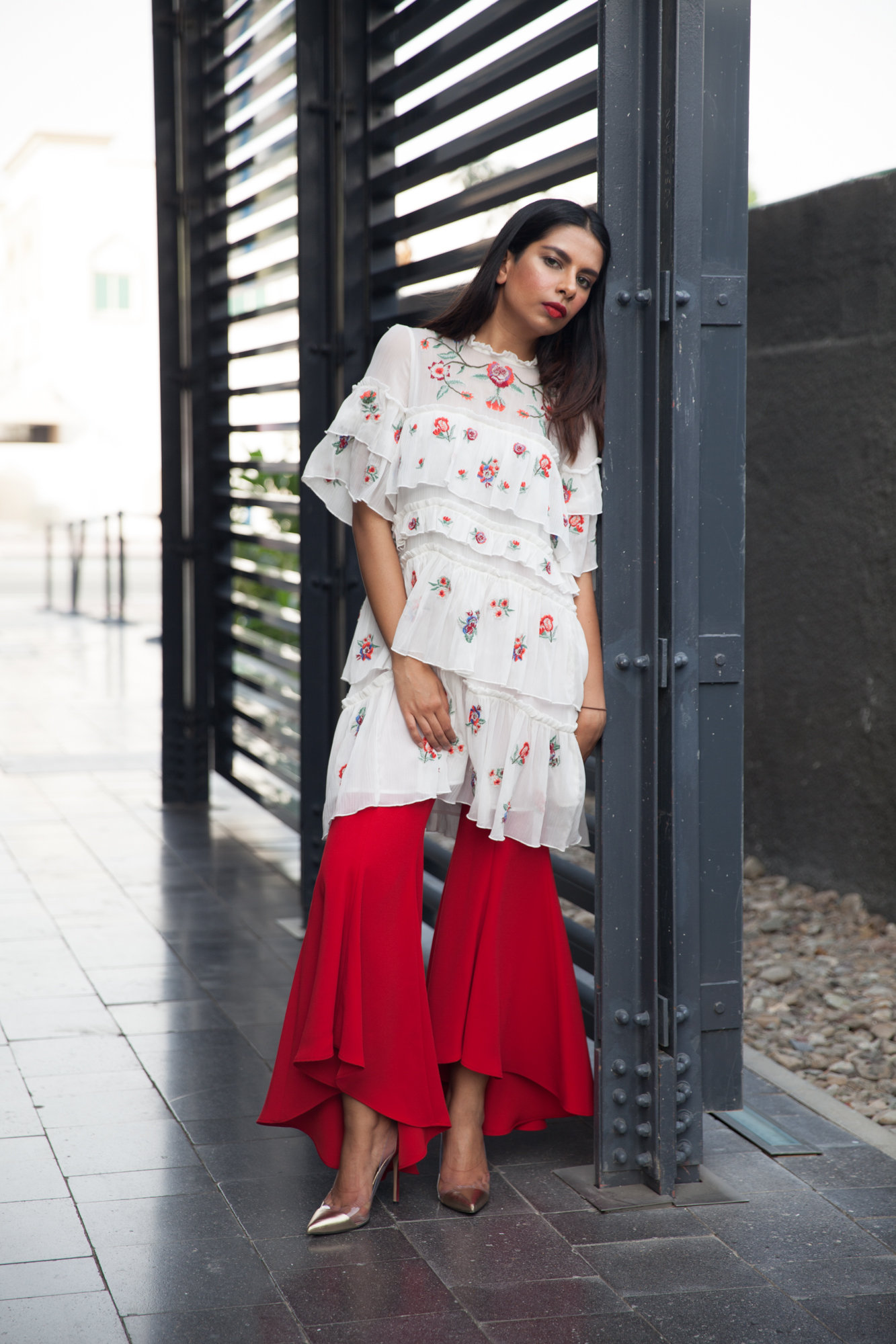 fashion blogger in dubai