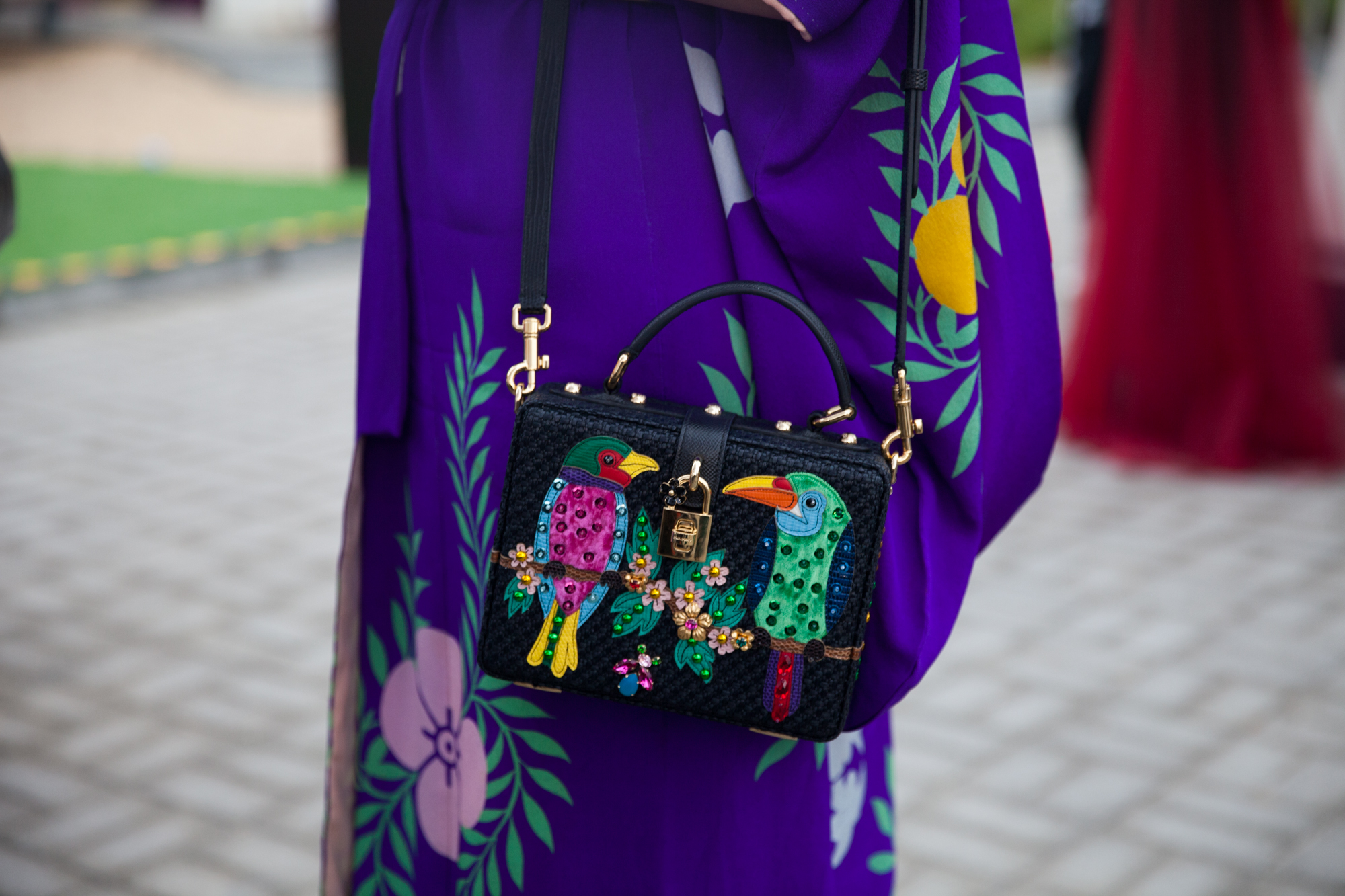 fashion forward dubai street style
