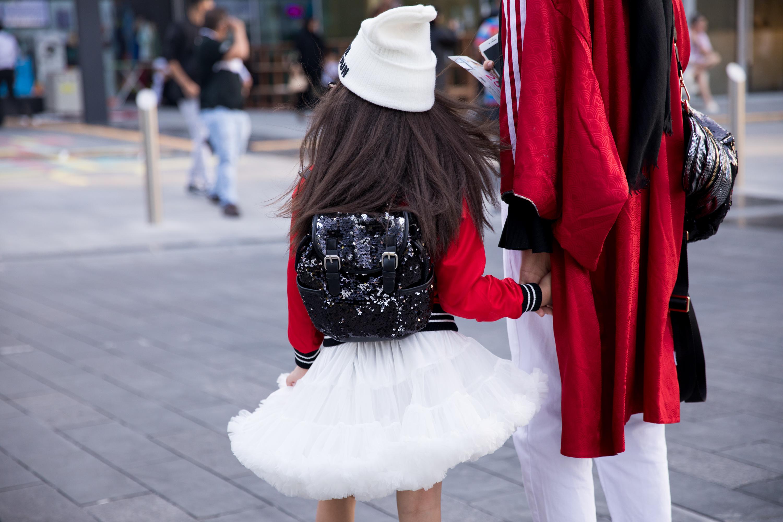 Fashion Forward Dubai 2017 street style